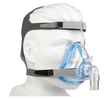 Sales Demo: Innova AirGel Full Face Mask by Sleepnet
