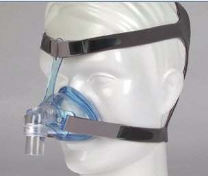 Ascend AirGel Nasal Mask by Sleepnet