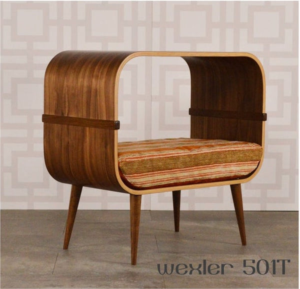 Midcentury Modern Cat Bed