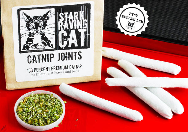 Catnip Joints Cat Toy (3 pack or 5 pack)