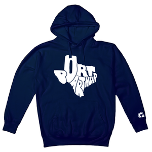 Port Arthur Texas Hooded Sweatshirt