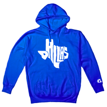 Dallas Texas Hooded Sweatshirt