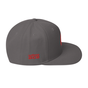 Culture Ace Snapback Hat