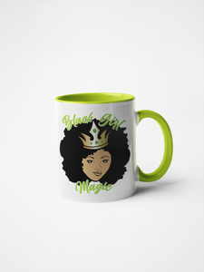 Black Girl Magic - Mug