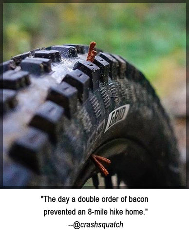 Never Bike Without Your Bacon Testimonial 1