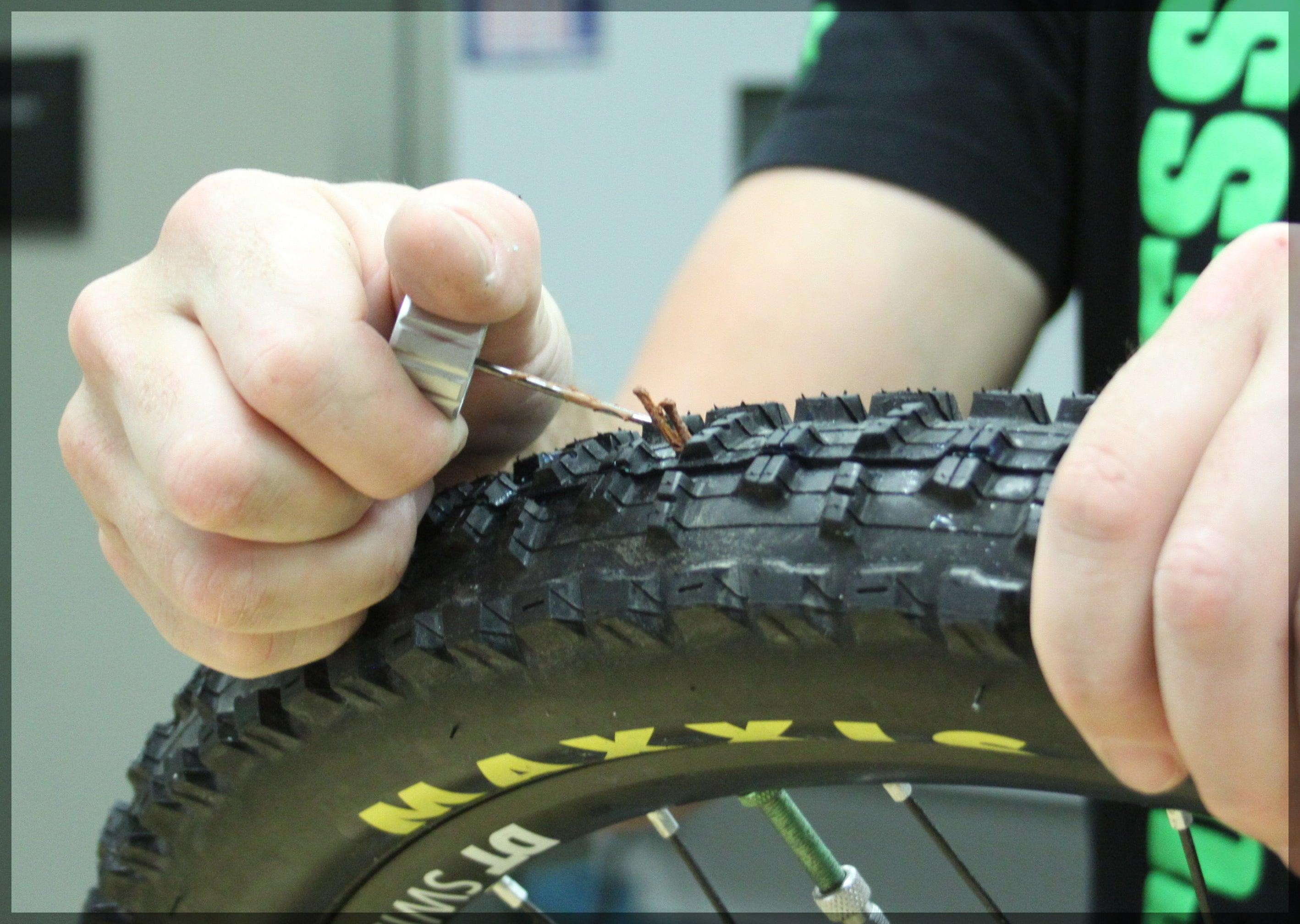 Genuine Innovations How to Plug a Tubeless Tire 4