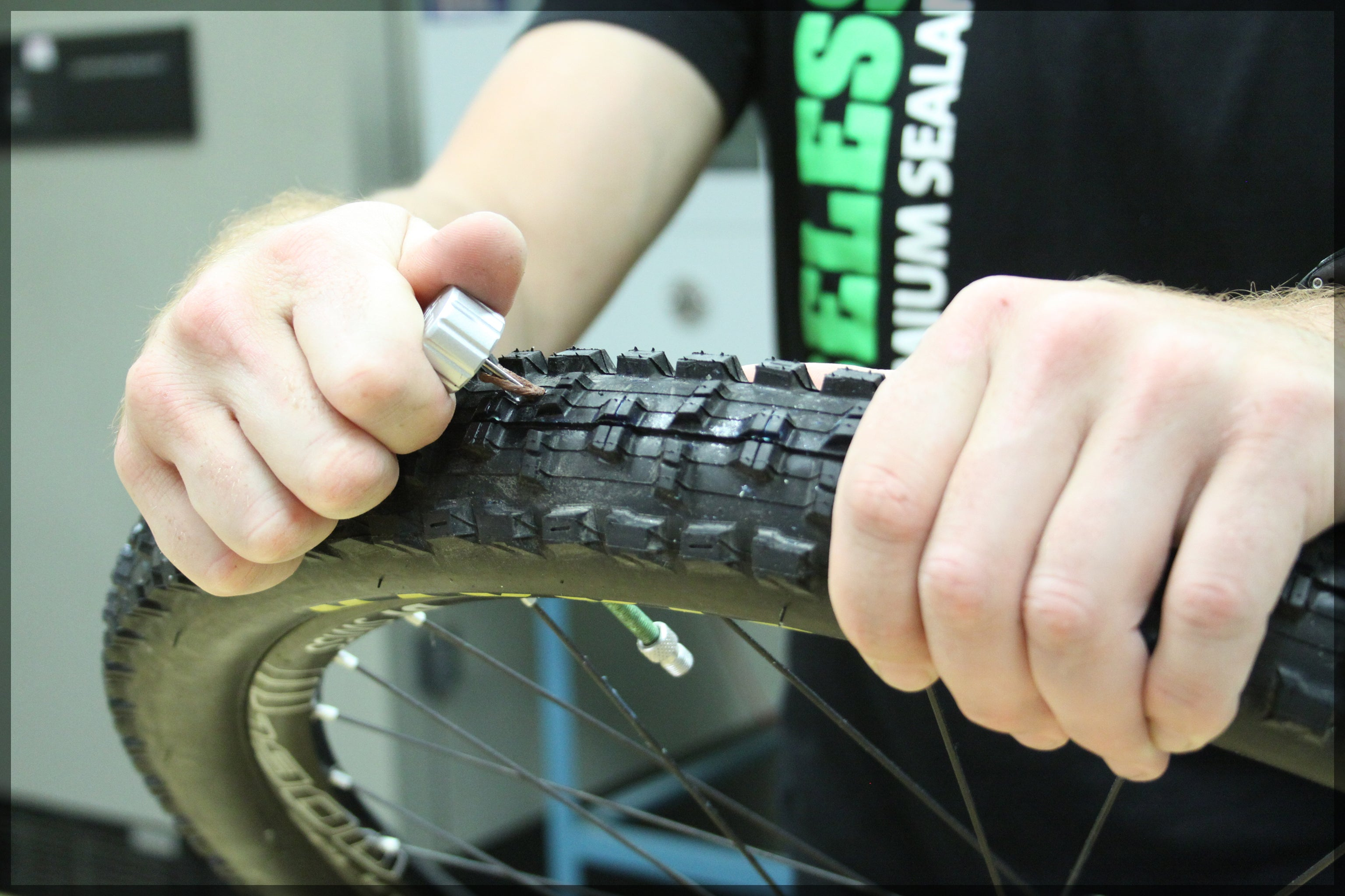 Genuine Innovations How to Plug a Tubeless Tire 3