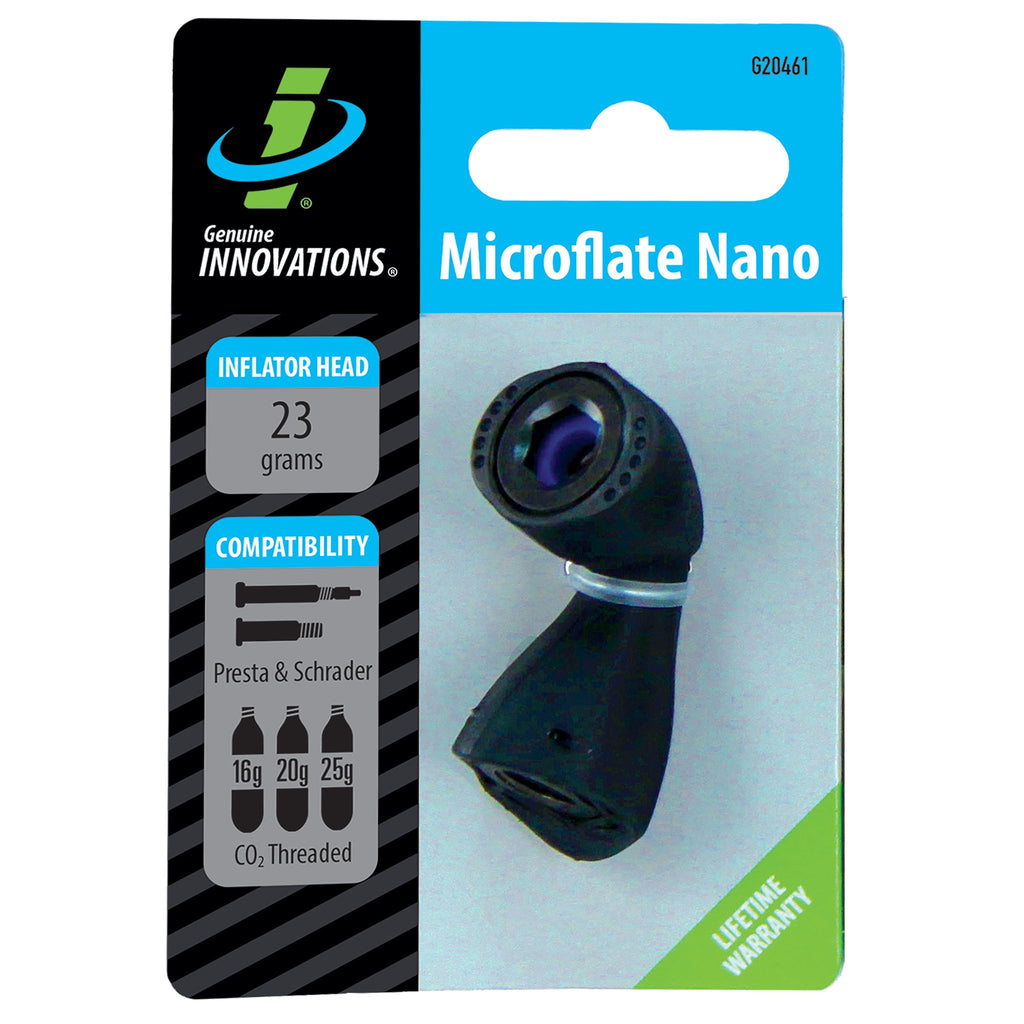 Genuine Innovations Microflate Nano (Head Only) #G20461 In Package