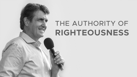 The Authority of Righteousness
