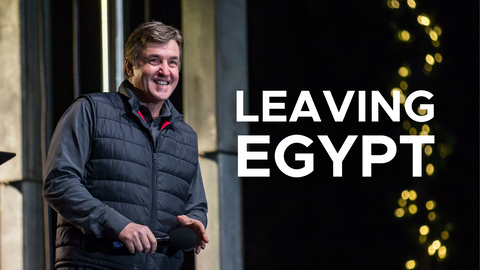 Leaving Egypt