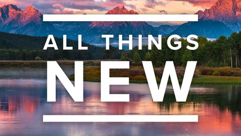 All Things New • Sermon Series