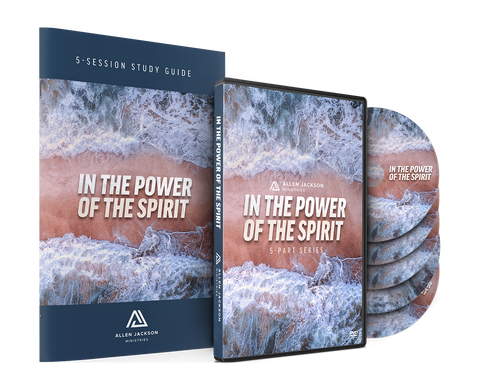 In the Power of the Spirit • Small Group • DVD or CD & Study Guide