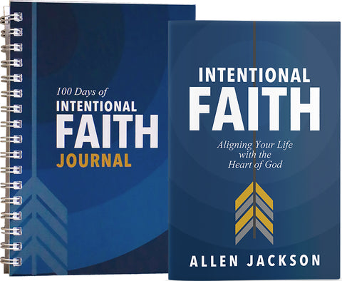 Intentional Faith• Pastor Allen Jackson •Bundle