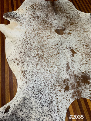 Coffee Table Cow Hide #2035