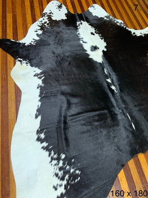 Coffee Table Cow Hide #7