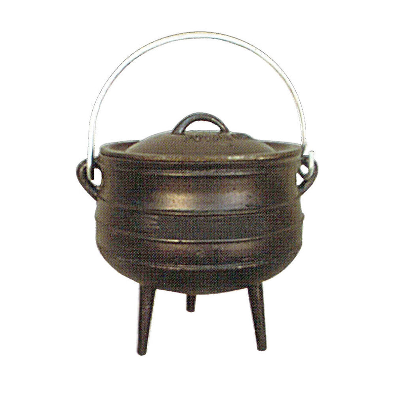 Potjie Pot Cast Iron Kettles