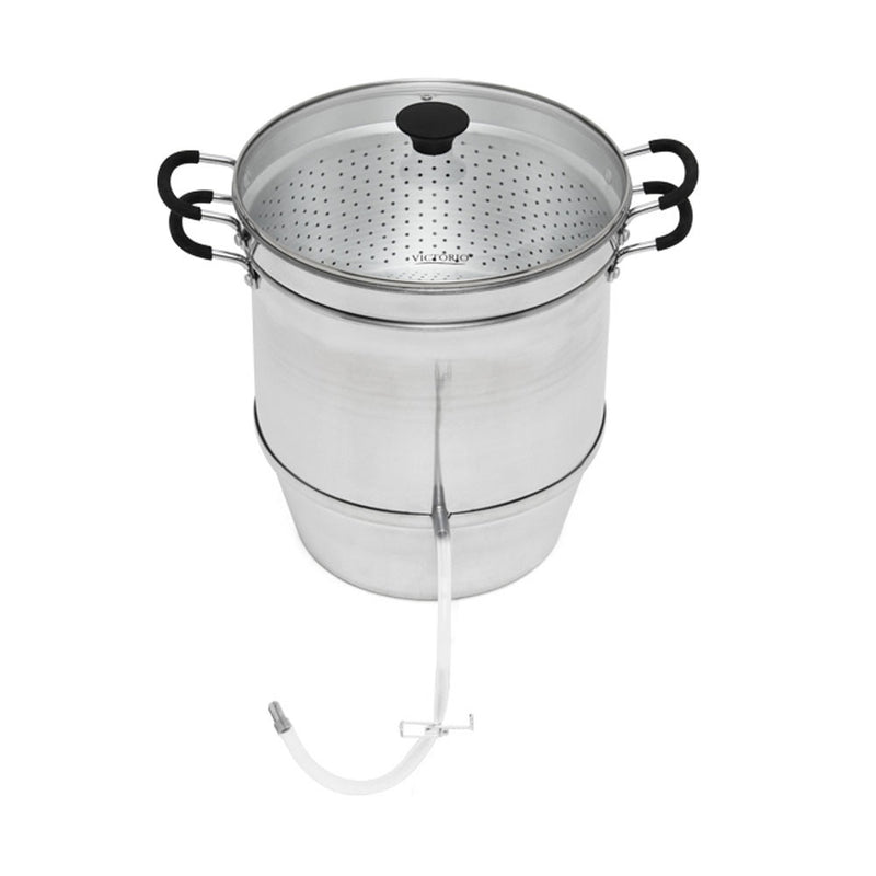 Victorio Aluminum Steam Juicer