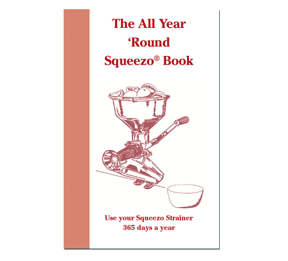 Squeezo Parts - Recipe Book