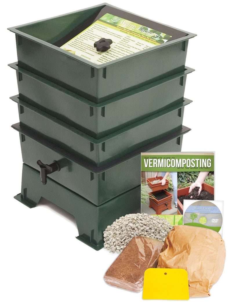 Worm Factory Worm Composter