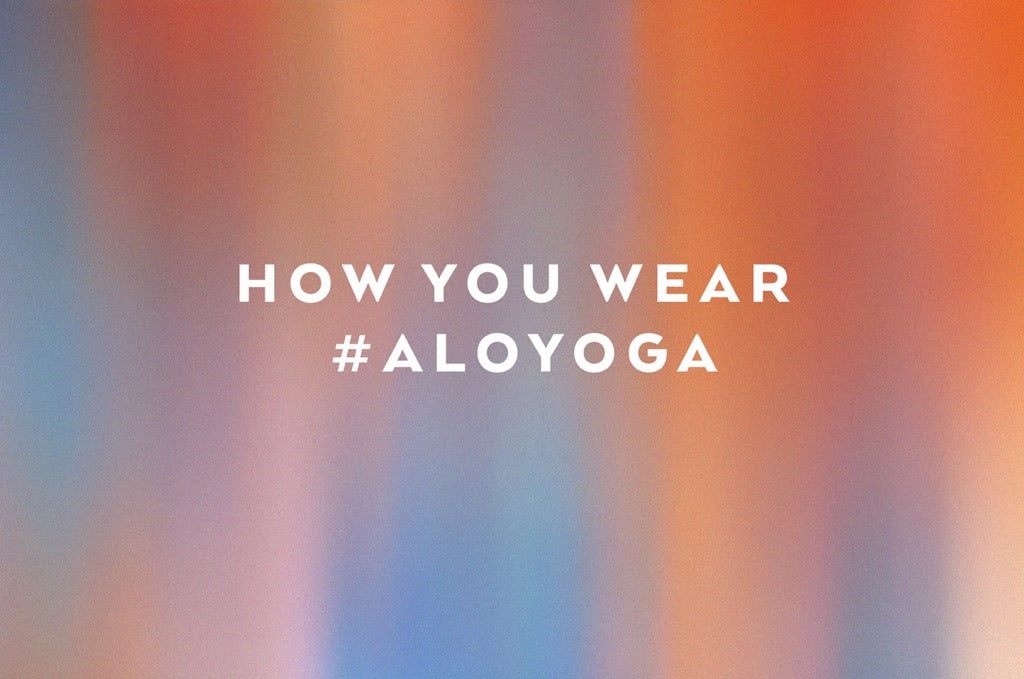 #AloYoga Insta Faves: September