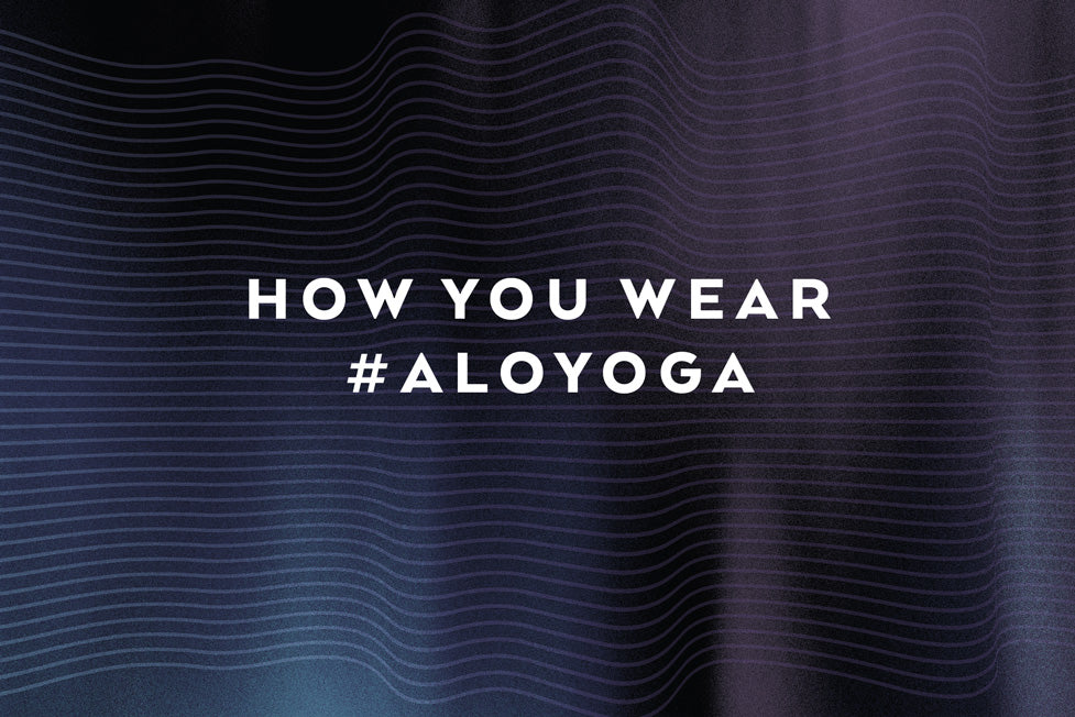 #AloYoga Insta Faves: October