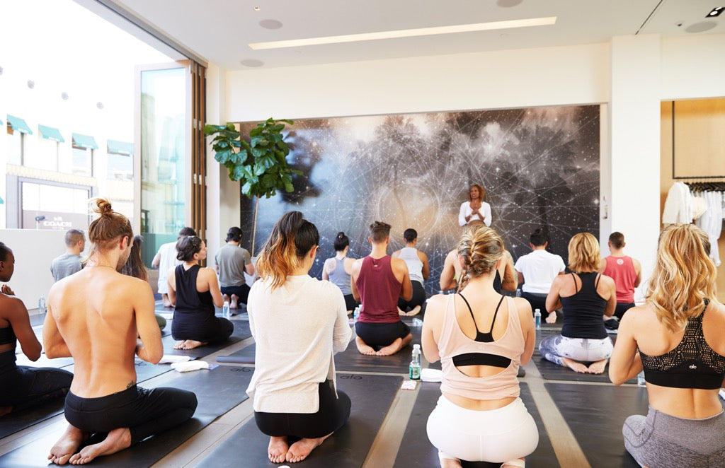 Your Guide To Our June Yoga Events In La Ny Alo Yoga