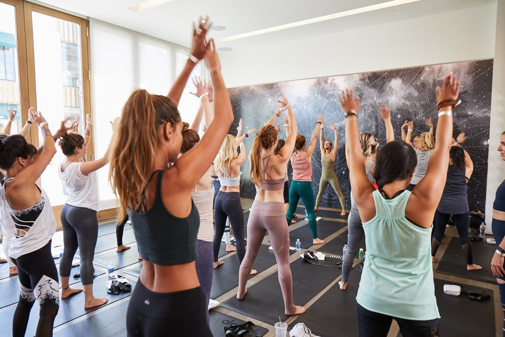 Yoga, Wellness & So Many Theta Waves—Here's What Went Down at Alo Thrive