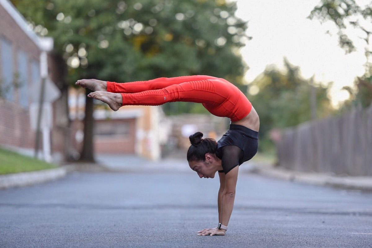 Practice Makes Perfect: Yogis' Proudest Poses