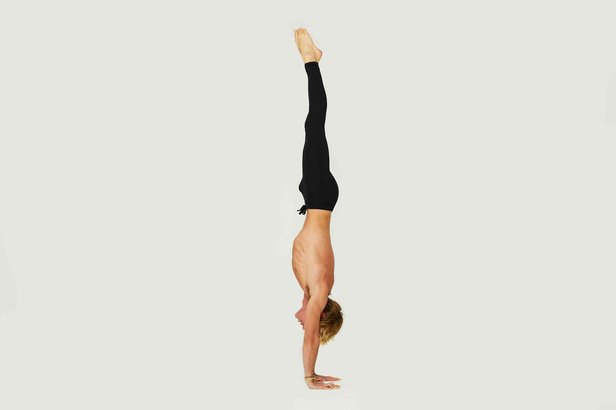 Perfect the Pose: Handstand