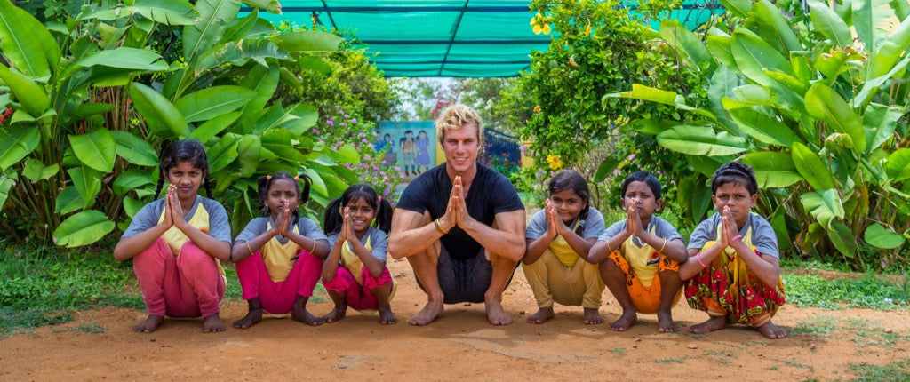 Changing the World Through Yoga with Alo Gives