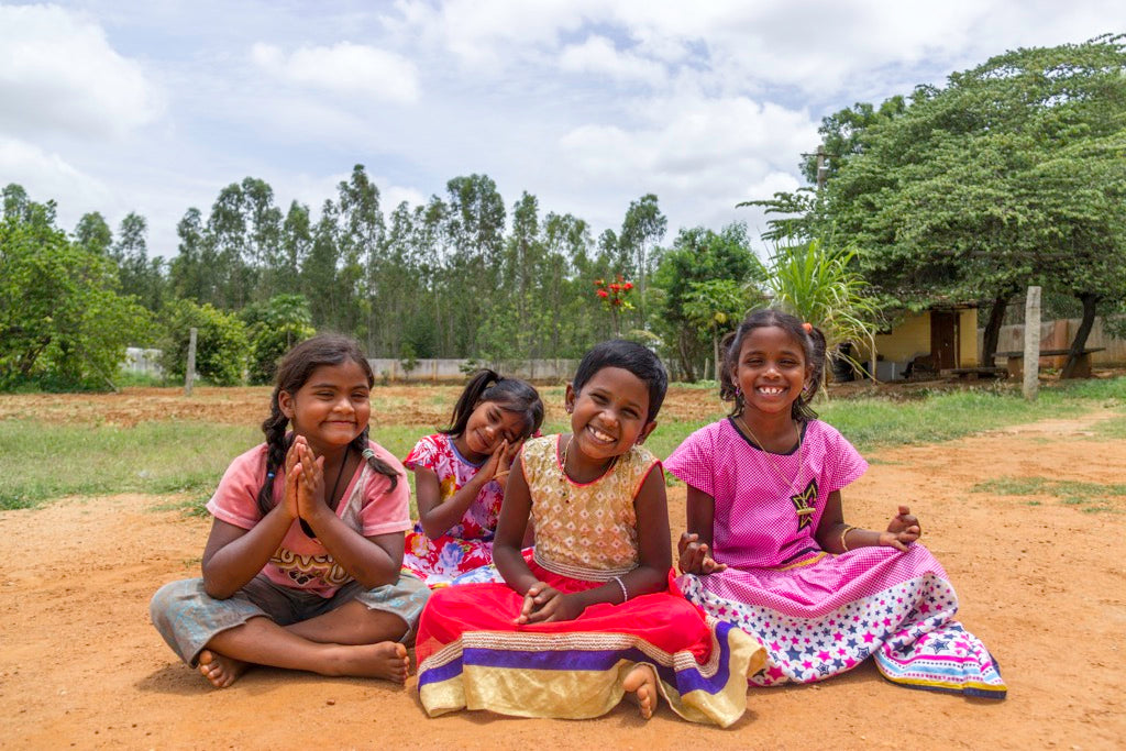 A Visit to Baale Mane, the Home for Abandoned Girls in India