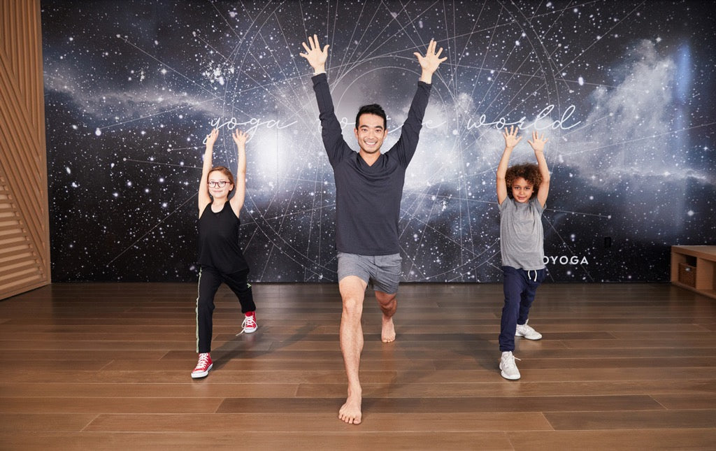 We're Bringing Yoga & Mindfulness to 2 Million Schoolkids