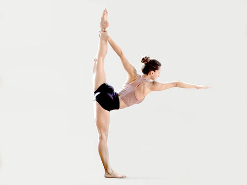 Perfect the Pose: Full Standing Bow