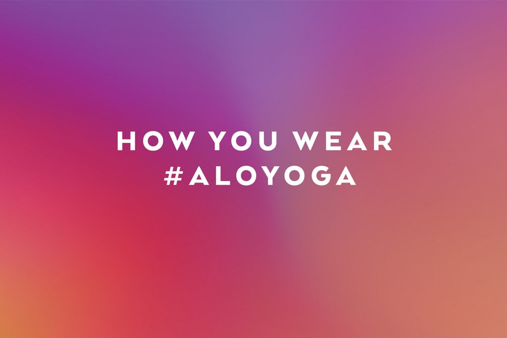#AloYoga Insta Faves: January