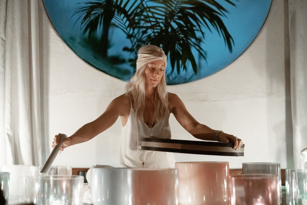 Master Class: All About Sound Baths