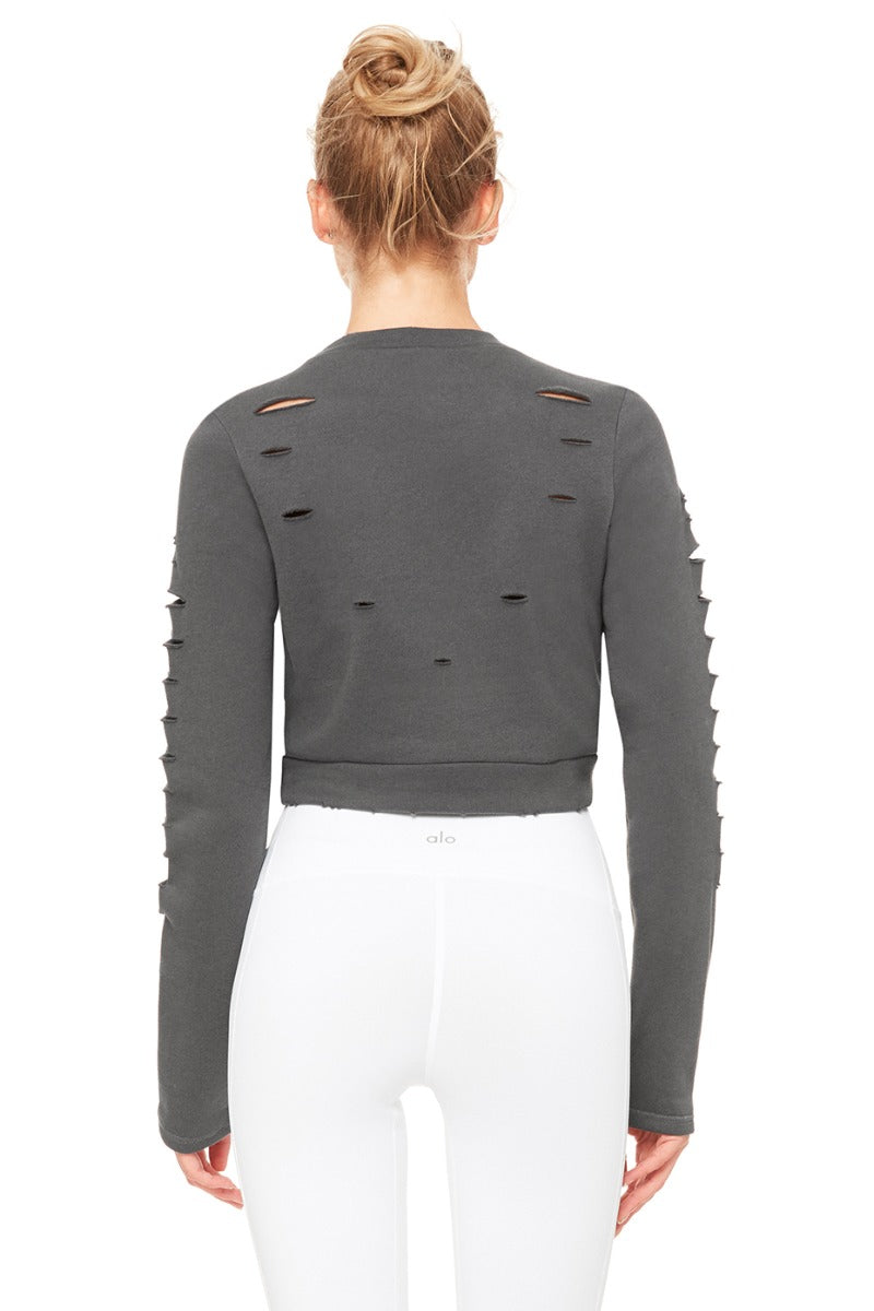 Ripped Warrior Long Sleeve