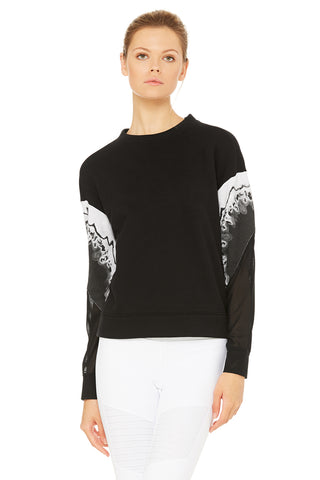Verse Long Sleeve Top