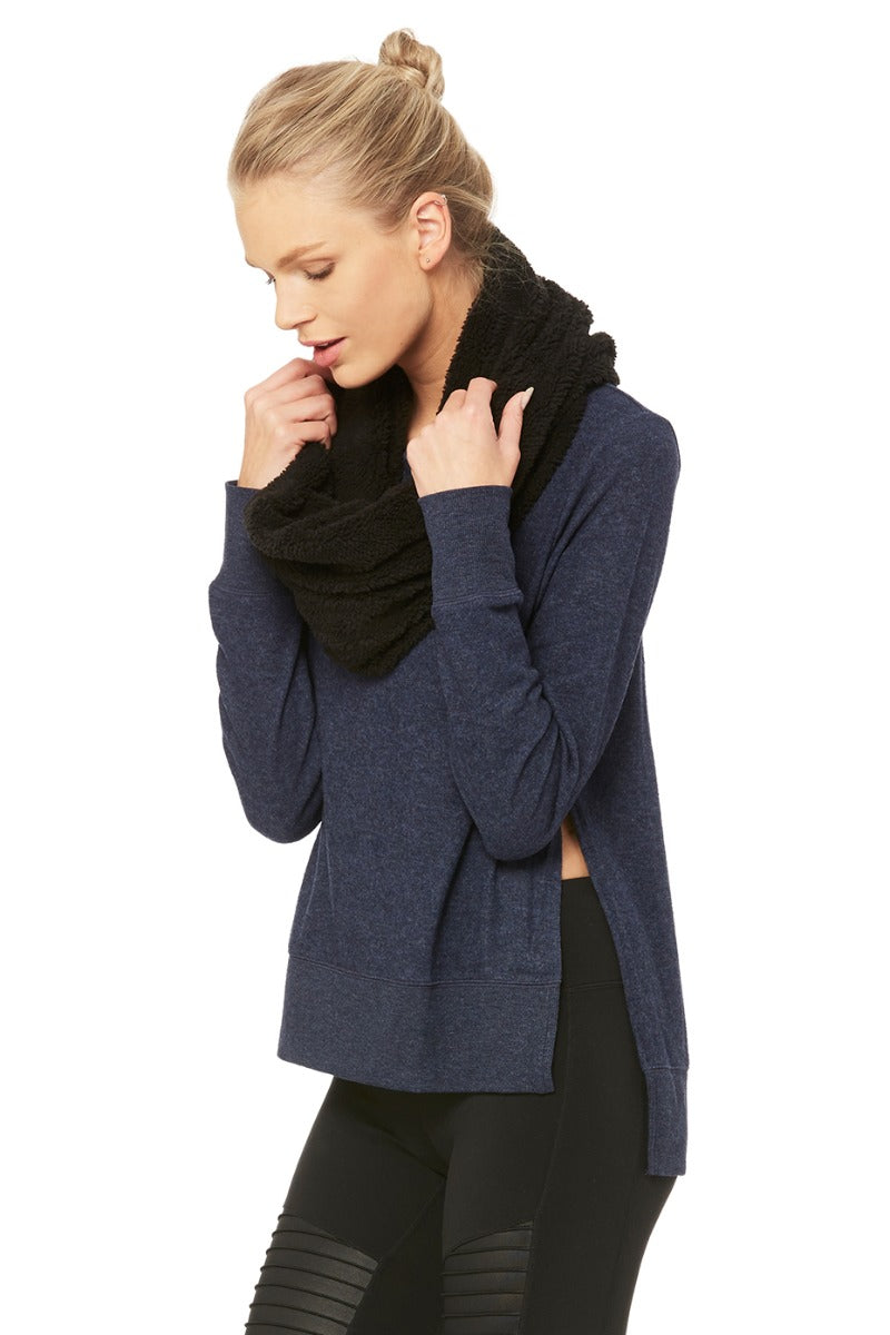 Nordic Nights Infinity Scarf