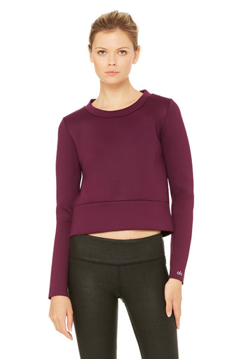 Alcove Long Sleeve Top