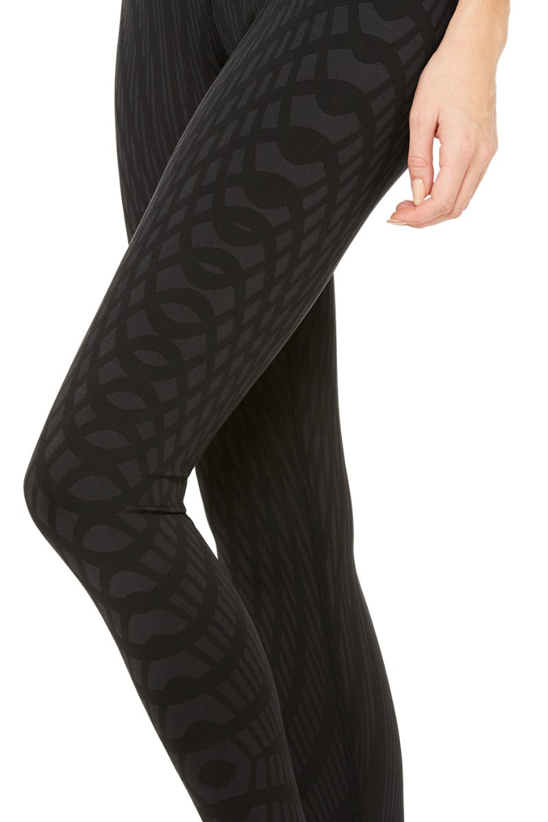 Airbrush Legging - Engineered Print