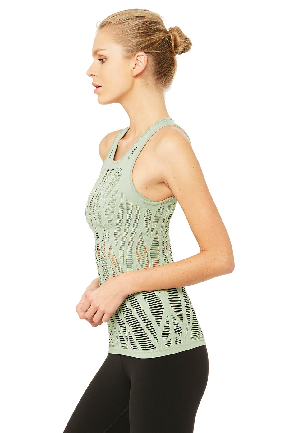 Vixen Fitted Muscle Tank