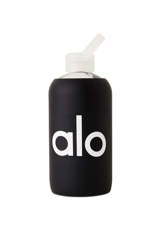 Alo Glass Water Bottle - 1L