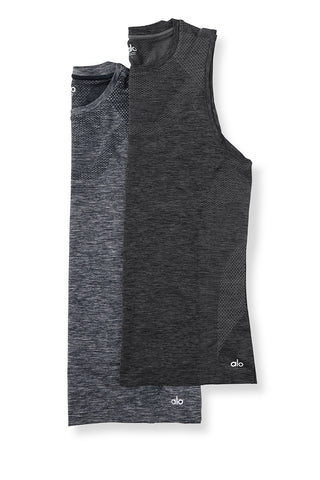 Amplify Seamless Muscle Tank-2 Pack