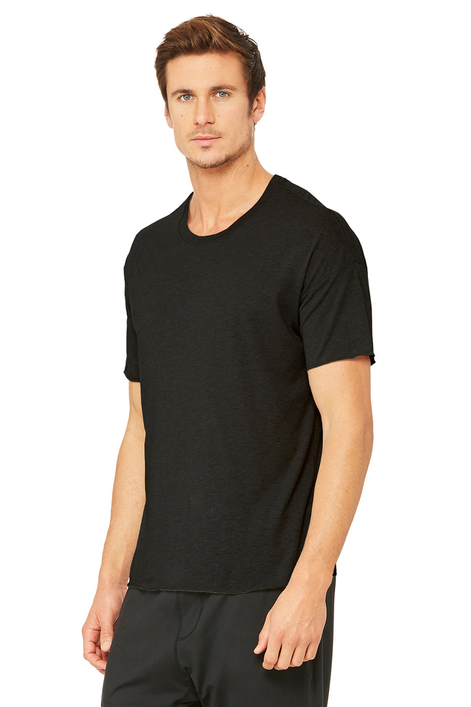 Drop Shoulder Short Sleeve Tee