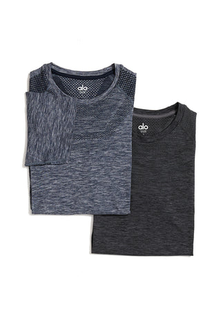 Amplify Seamless Short Sleeve Tee-2 Pack