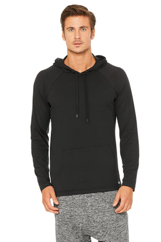 The Conquer Hoodie - Black