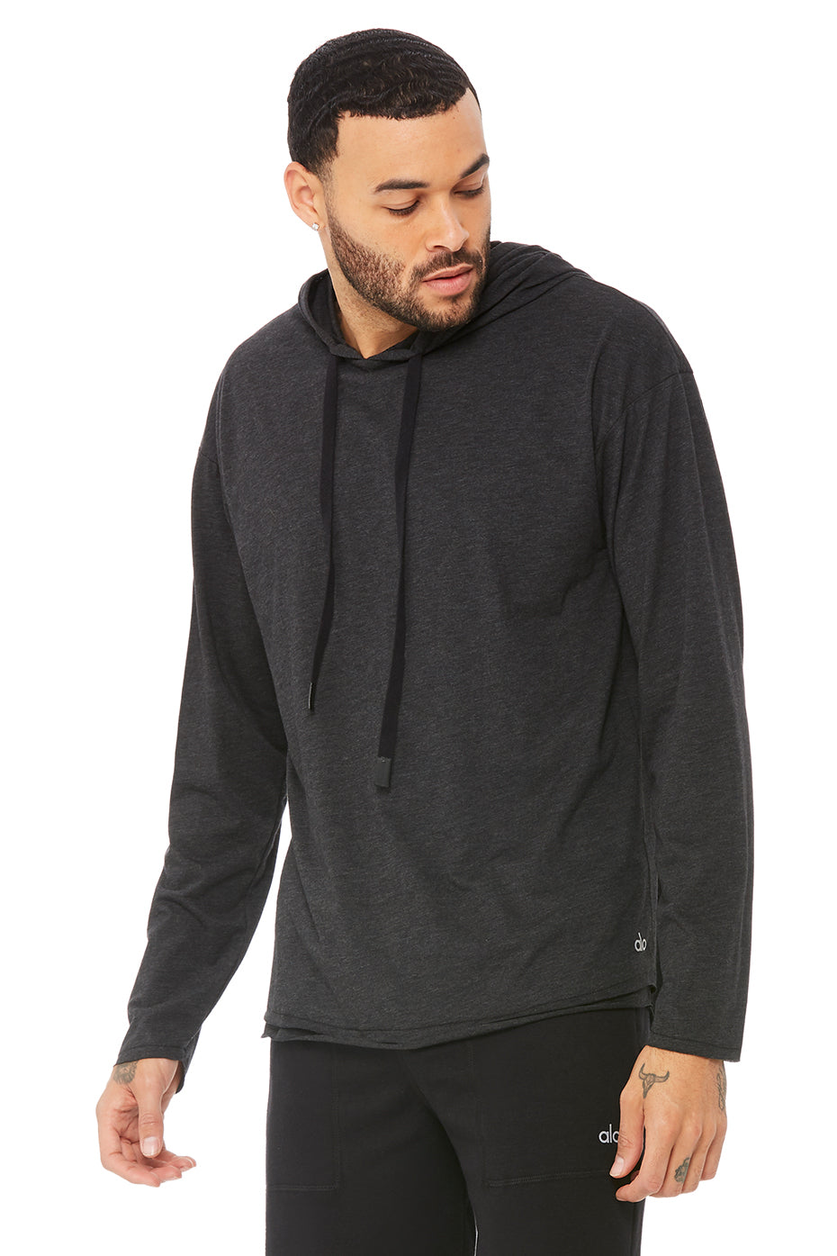 Lion Double Layer Hoodie