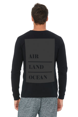 Stacked Long Sleeve Tee