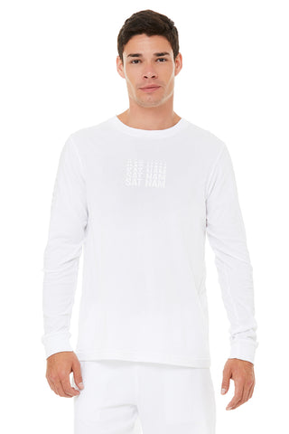 Sat Nam Long Sleeve Tee