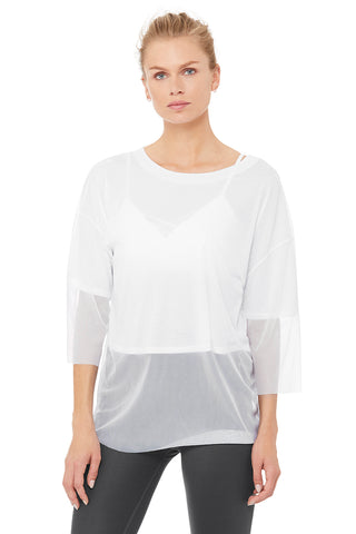 Layer-Up Short Sleeve Top